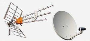 antenes tdt-sat